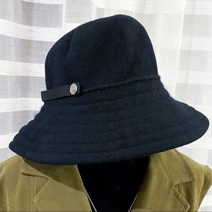 Parkhurst 100% Wool Bucket Hat